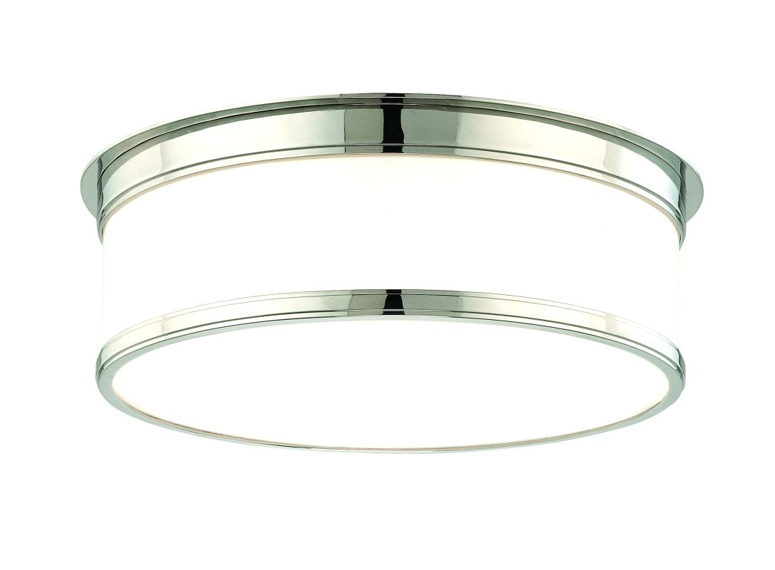 Hudson Valley Lighting 715 Geneva 3 Light Flush Mount Ceiling Fixture Sale $590.00 ITEM: bci1250539 ID#:715-PN UPC: 806134106454 :