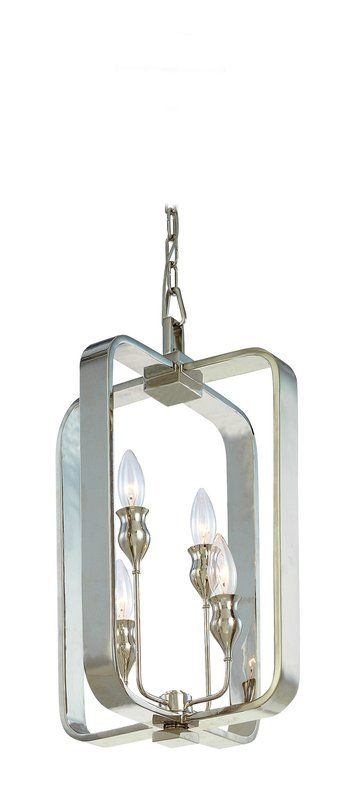 Hudson Valley 7412-OB Bronze Contemporary Rumsford Pendant