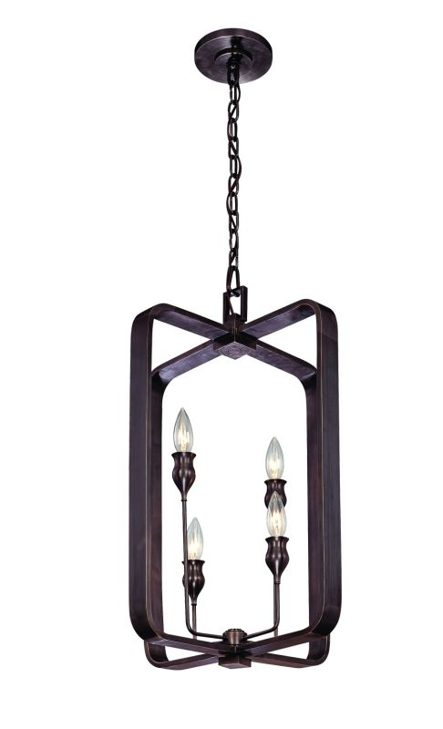 Hudson Valley 7416-OB Bronze Contemporary Rumsford Pendant