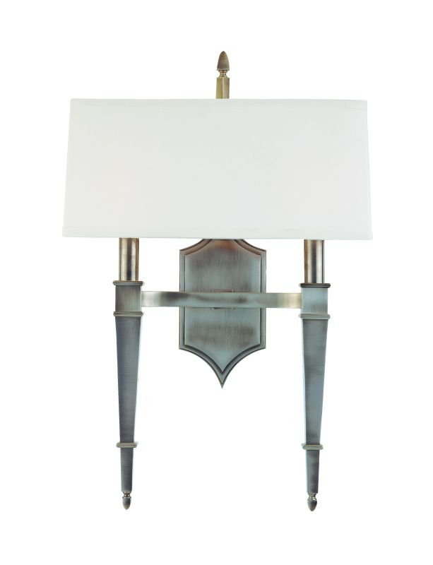 Hudson Valley Lighting 742 Two Light Up Lighting Brass Double Sale $578.00 ITEM: bci1716332 ID#:742-HN UPC: 806134117948 :