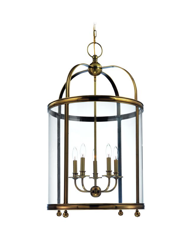 Hudson Valley Lighting 7820 Five Light Up Lighting Enclosed Foyer Sale $2462.00 ITEM: bci1737668 ID#:7820-AGB UPC: 806134116071 :