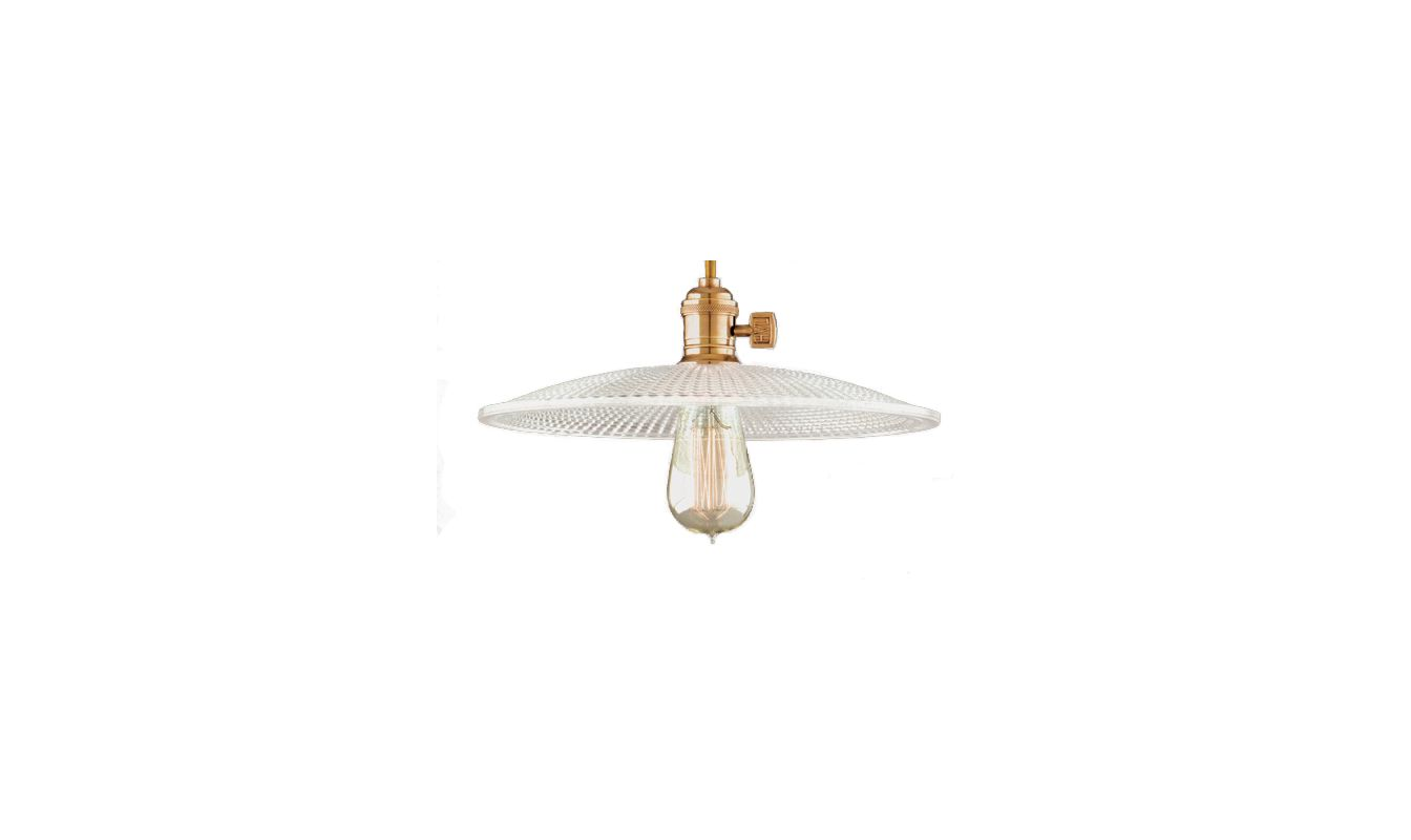 Hudson Valley 8002-AGB-GM4 Aged Brass Industrial Heirloom Pendant