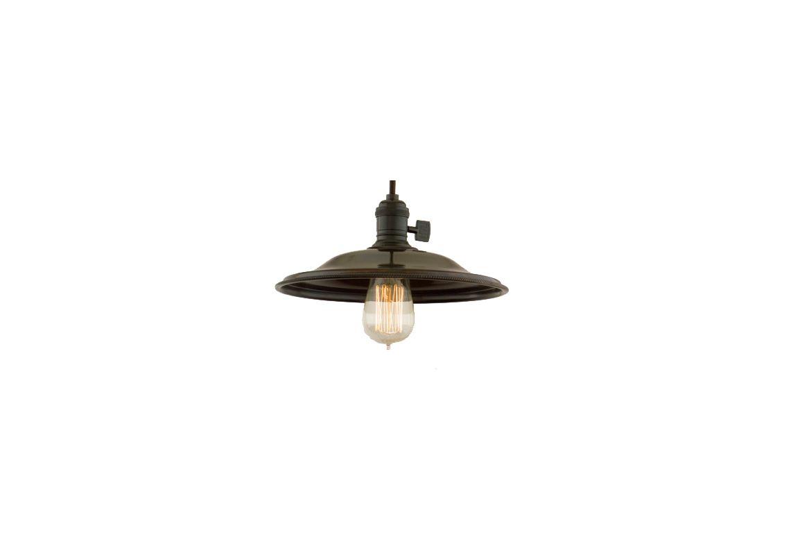 Hudson Valley 8001-OB-MS2 Bronze Industrial Heirloom Pendant