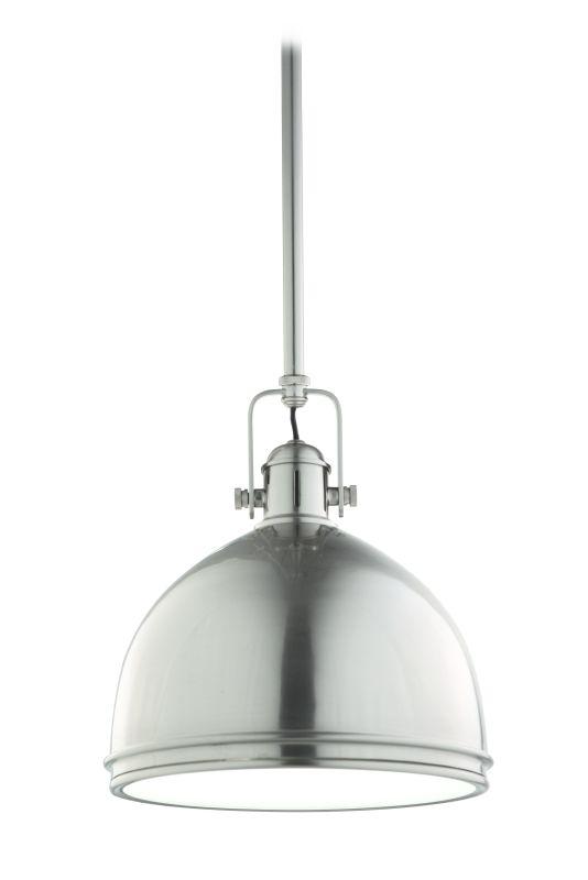 Hudson Valley Lighting 8011-SN Satin Nickel Industrial Windham Pendant