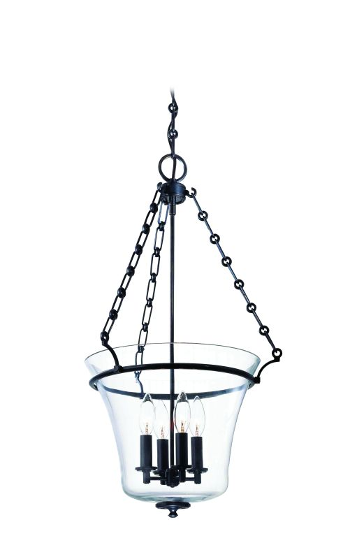 Hudson Valley Lighting 833 Four Light Up Lighting Pendant with Urn