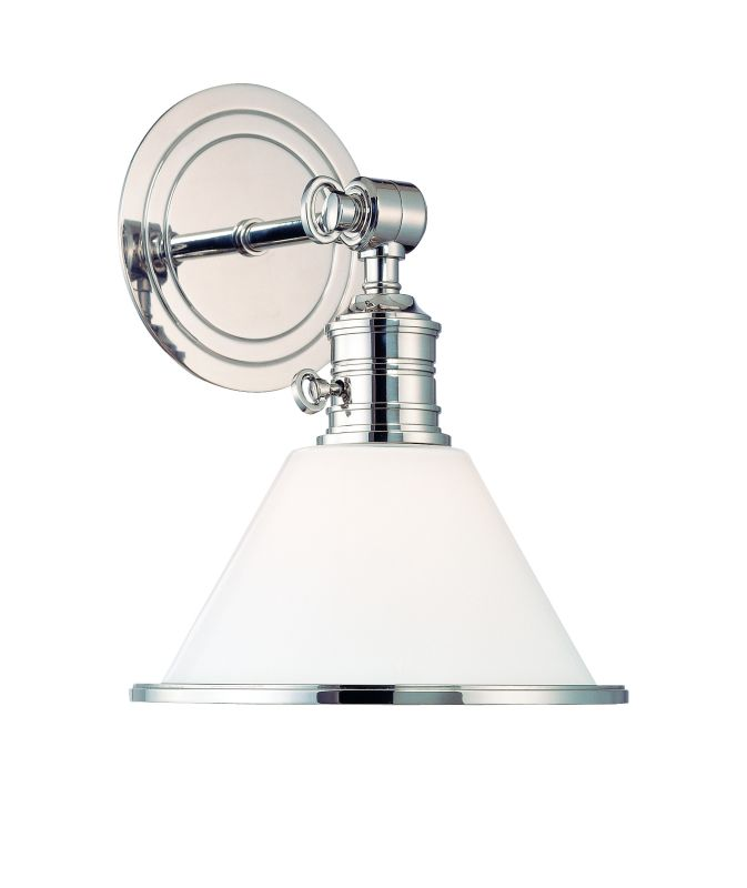 Hudson Valley 8331-PN Nickel Industrial Garden City Wall Sconce Sale $364.00 ITEM: bci1737695 ID#:8331-PN UPC: 806134105822 :