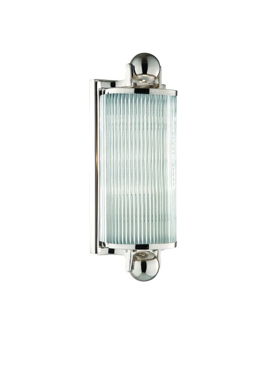 Hudson Valley Lighting 851 One Light Wall Sconce from the Mclean Sale $342.00 ITEM: bci982272 ID#:851-PN UPC: 806134093242 :