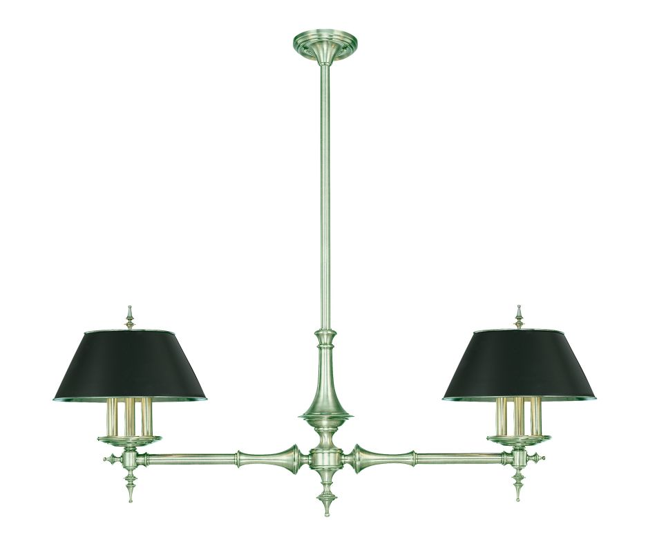 Hudson Valley Lighting 9512 Six Light Island Fixture from the Bristol Sale $2772.00 ITEM: bci525284 ID#:9512-AN UPC: 806134041786 :