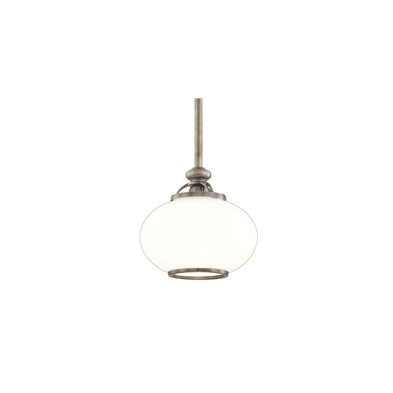 Hudson Valley Lighting 9809F One Light Semi Flush Ceiling Fixture from Sale $300.00 ITEM: bci984891 ID#:9809F-ON UPC: 806134097233 :