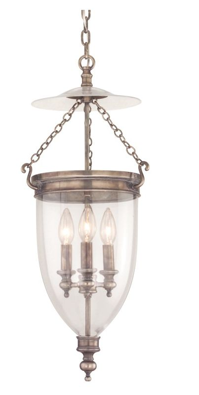 Hudson Valley Lighting 142 Three Light Pendant from the Hanover Sale $1018.00 ITEM: bci525071 ID#:142-HN UPC: 806134003531 :