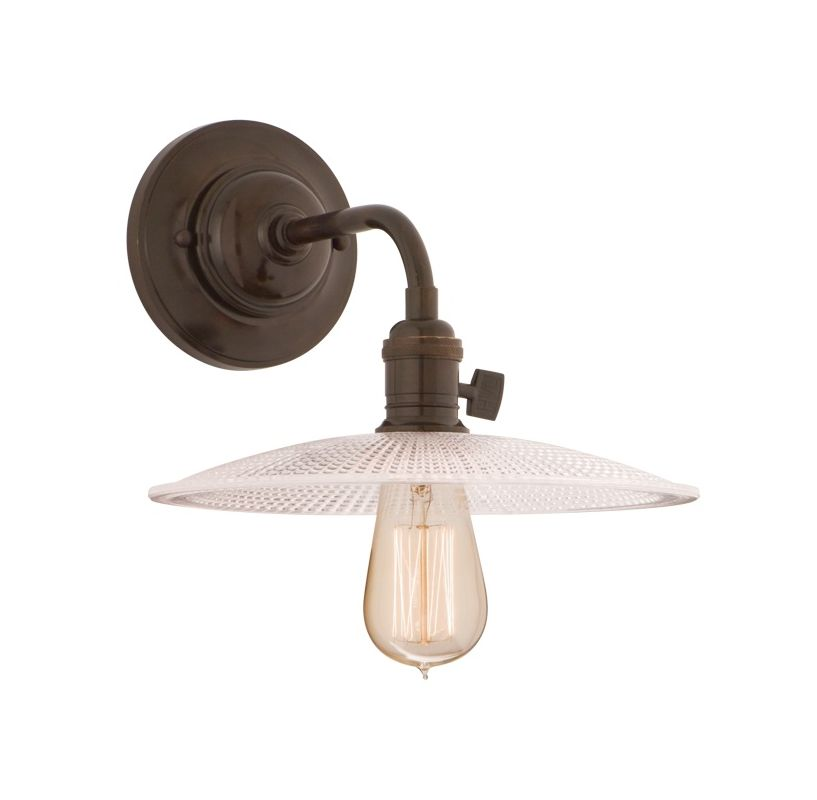 Hudson Valley Lighting 8000-GS4 Single Light Down Lighting Wall Sconce Sale $278.00 ITEM: bci1737833 ID#:8000-OB-GS4 UPC: 806134103378 :