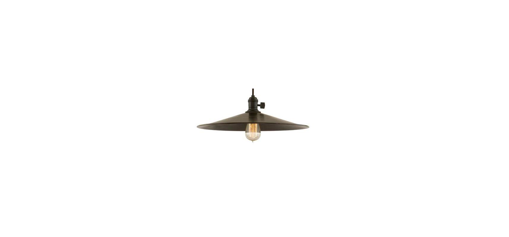 Hudson Valley 8001-OB-MM1 Bronze Industrial Heirloom Pendant