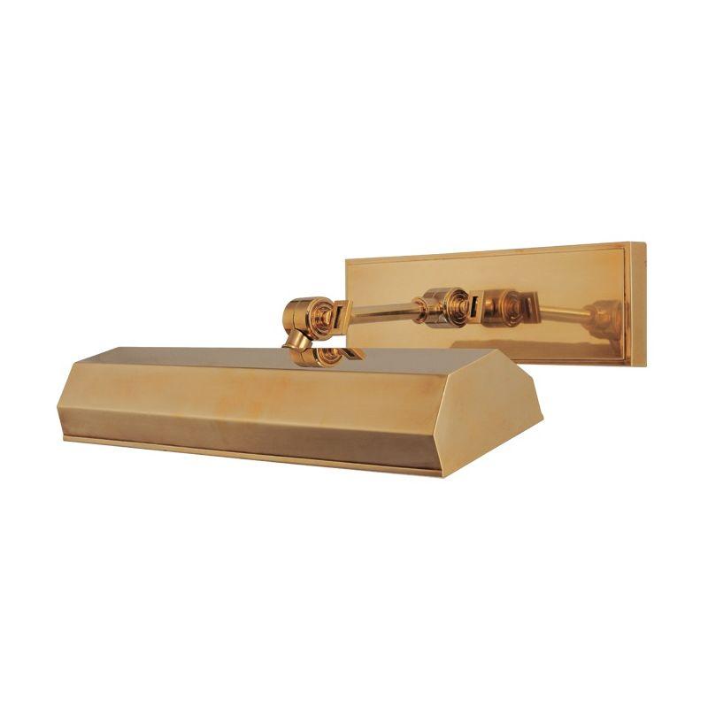 Hudson Valley Lighting 7016 Woodbury 2 Light Adjustable Cast Brass