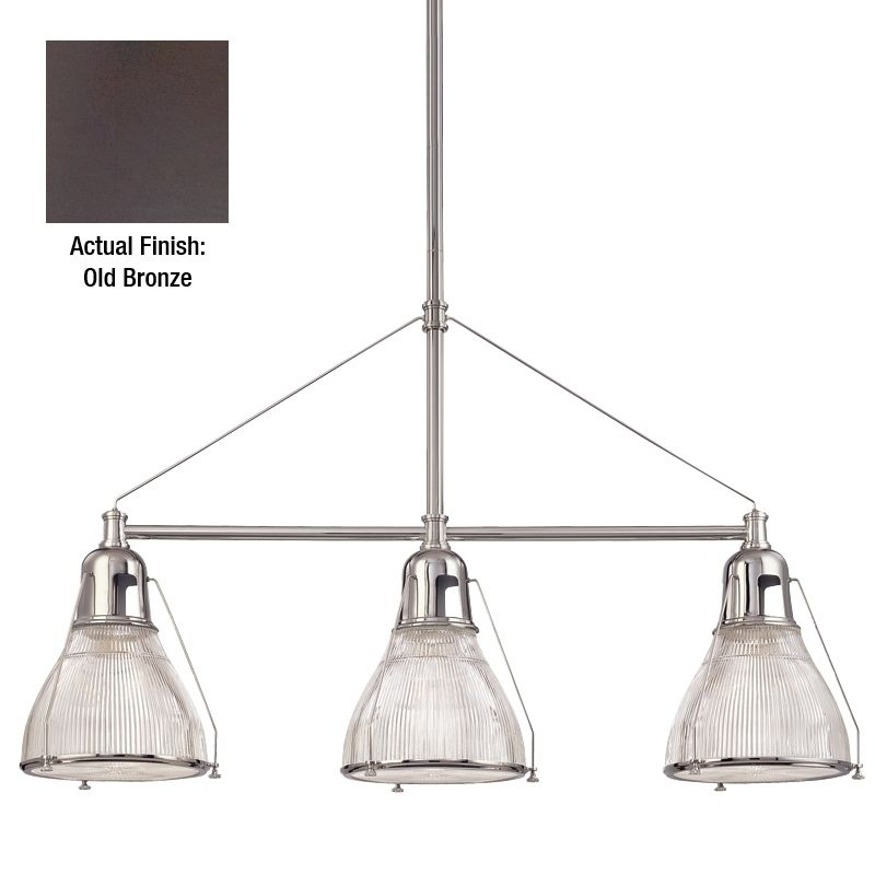 Hudson Valley Lighting 7313 Haverhill 3 Light Island Fixture with Sale $964.00 ITEM: bci982799 ID#:7313-OB UPC: 806134094379 :