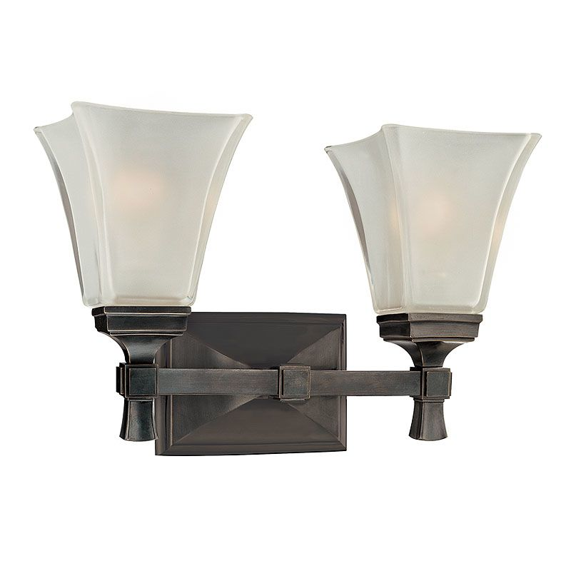 Hudson Valley Lighting 1172 Two Light Wall Sconce from the Kirkland Sale $320.00 ITEM: bci982316 ID#:1172-OB UPC: 806134097929 :