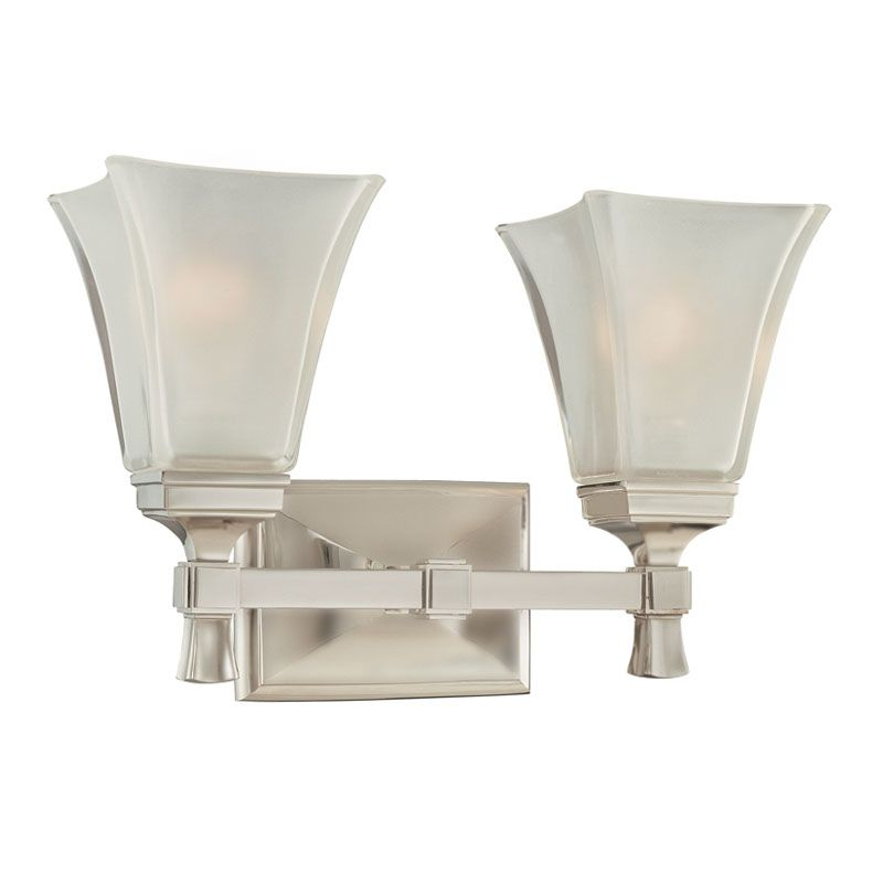 Hudson Valley Lighting 1172 Two Light Wall Sconce from the Kirkland Sale $320.00 ITEM: bci982317 ID#:1172-SN UPC: 806134097943 :