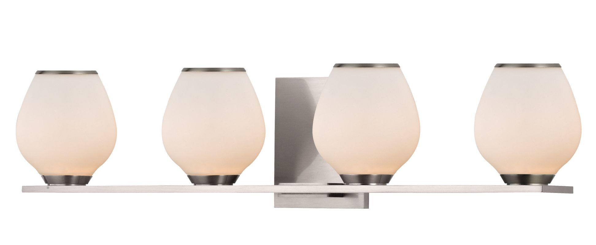 Hudson Valley Lighting 1194 Verona 4 Light Xenon Bathroom Vanity Light Sale $193.60 ITEM: bci2295068 ID#:1194-SN UPC: 806134158903 :