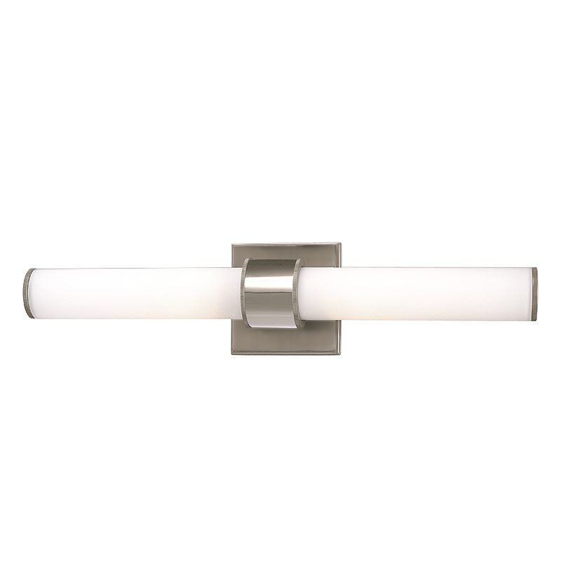 Hudson Valley 1262-PN Nickel Contemporary Mill Valley Wall Sconce