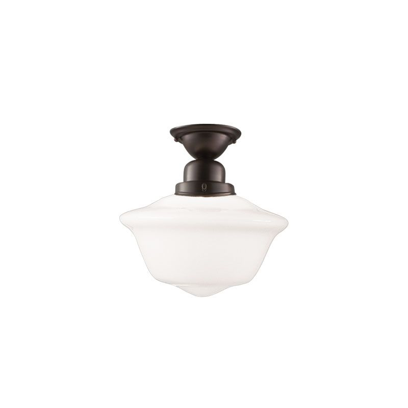 Hudson Valley Lighting 1615F Edison Collection 1 Light Semi Flush