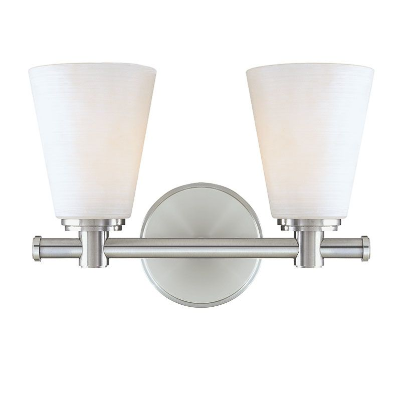 Hudson Valley Lighting 1842 Two Light Wall Sconce from the Garland Sale $214.00 ITEM: bci982377 ID#:1842-PN UPC: 806134054779 :