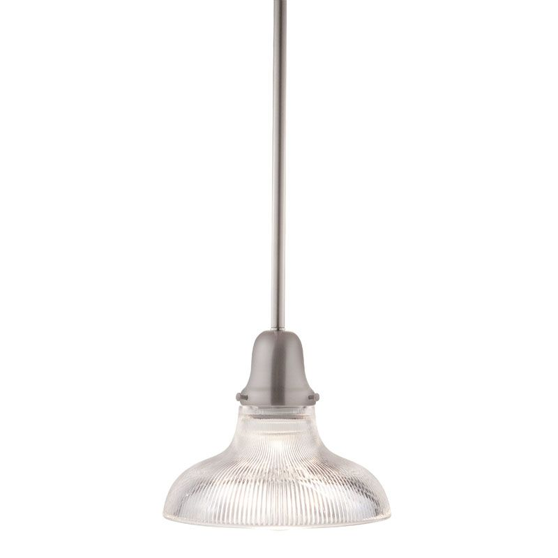 Hudson Valley Lighting 19-R08 Single Light Down Lighting Pendant with Sale $290.00 ITEM: bci1737120 ID#:19-SN-R08 UPC: 806134110802 :