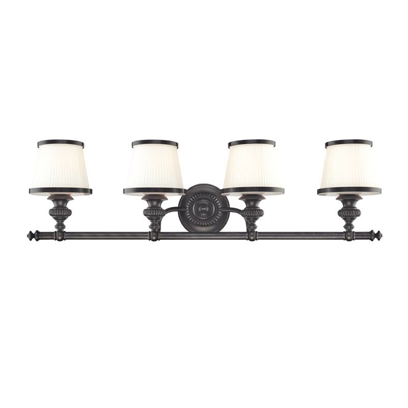 Hudson Valley Lighting 2004 Four Light Wall Sconce from the Milton Sale $536.00 ITEM: bci982409 ID#:2004-OB UPC: 806134097875 :