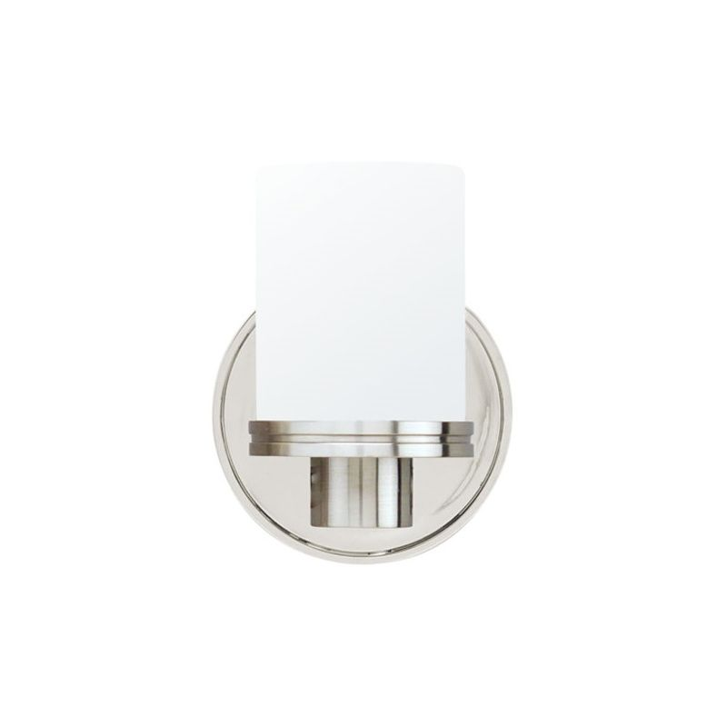 Hudson Valley 2051 Nickel Contemporary Southport Bathroom Light