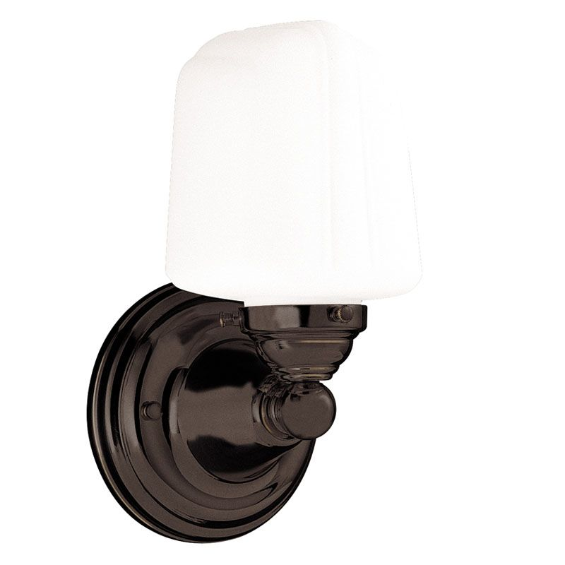 "Hudson Valley Lighting 221 Single Light 5.25"" Wide Bathroom Fixture"