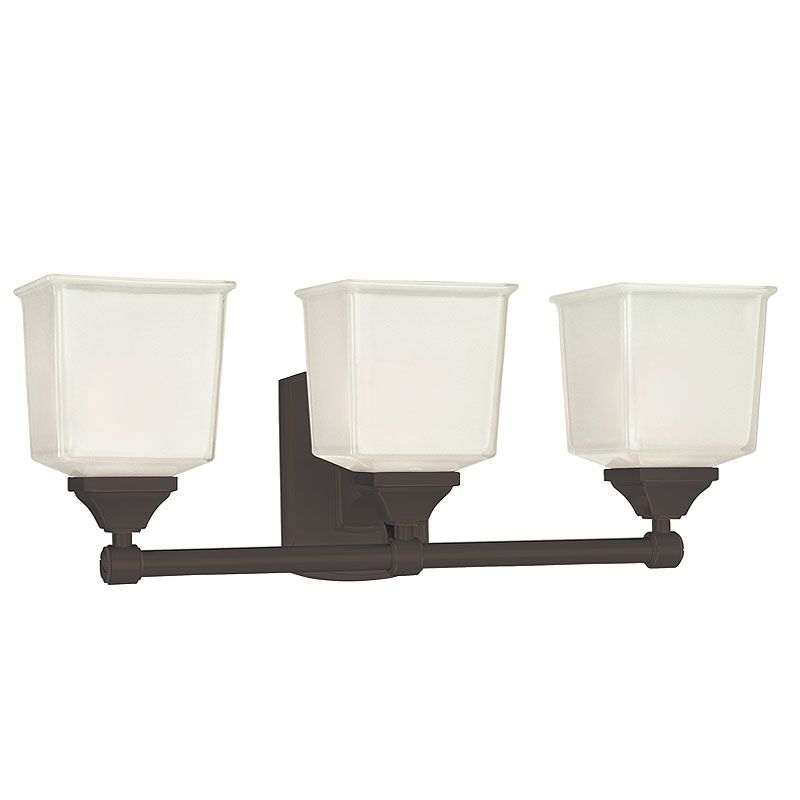 Hudson Valley Lighting 2243 Three Light Wall Sconce from the Lakeland Sale $428.00 ITEM: bci982436 ID#:2243-OB UPC: 806134098070 :