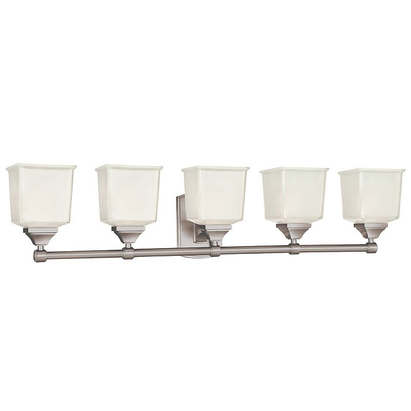 Hudson Valley Lighting 2245 Five Light Wall Sconce from the Lakeland