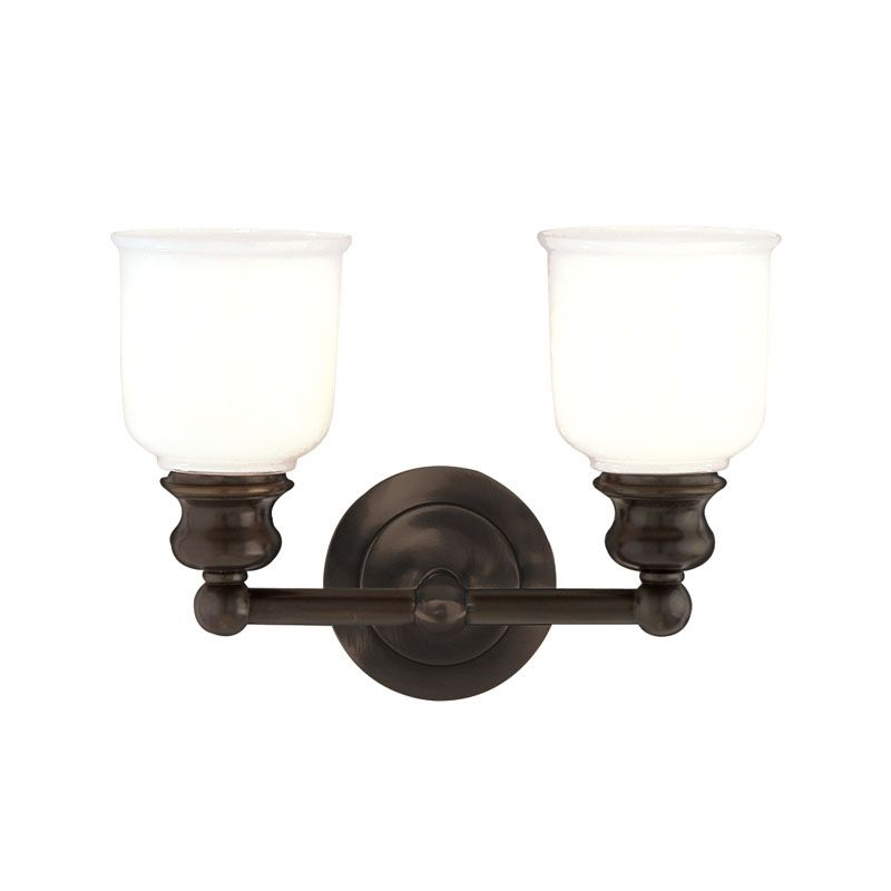 "Hudson Valley Lighting 2302 Two Light 14"" Wide Bathroom Fixture from Sale $278.00 ITEM: bci525583 ID#:2302-OB UPC: 806134012076 :"