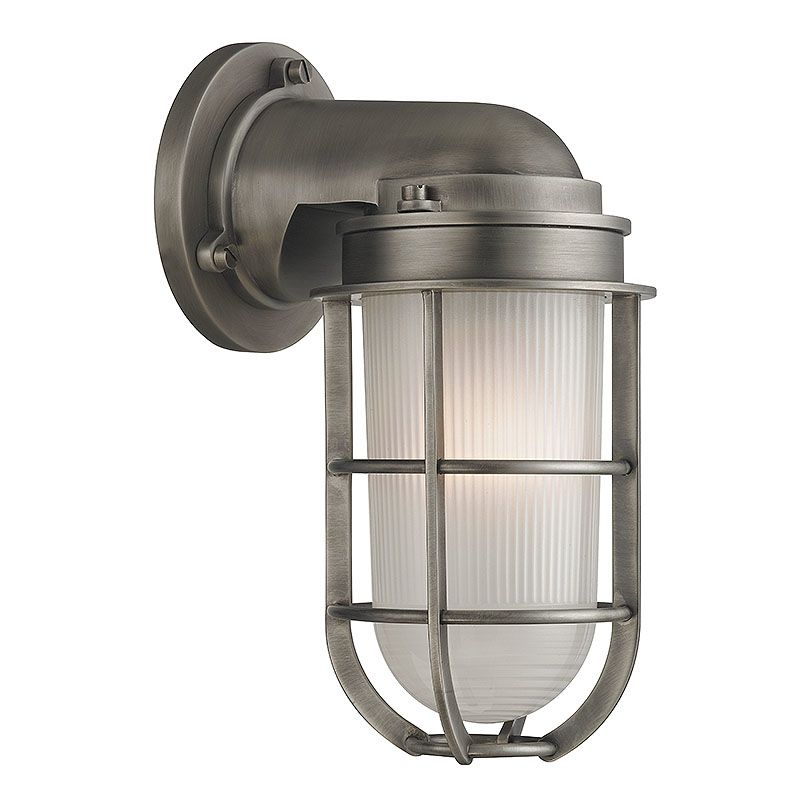 Hudson Valley Lighting 240 Carson 1 Light Nautical Outdoor Wall Sconce