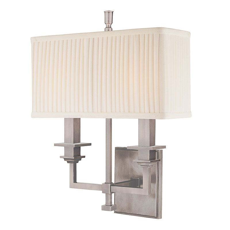 Hudson Valley Lighting 242 Two Light Wall Sconce from the Berwick Sale $482.00 ITEM: bci982132 ID#:242-AN UPC: 806134093488 :