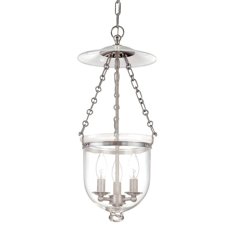 Hudson Valley Lighting 252-C1 Three Light Pendant from the Hampton Sale $632.00 ITEM: bci983581 ID#:252-PN-C1 UPC: 806134061746 :