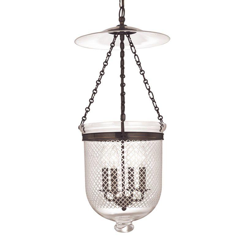 Hudson Valley Lighting 255-C2 Four Light Pendant from the Hampton Sale $1060.00 ITEM: bci983693 ID#:255-OB-C2 UPC: 806134057596 :