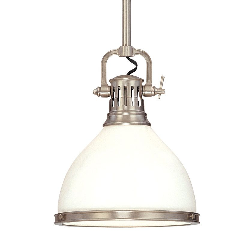 Hudson Valley Lighting 2621 Randolph 1 Light Farmhouse Style Mini Sale $398.00 ITEM: bci543807 ID#:2621-SN UPC: 806134054601 :
