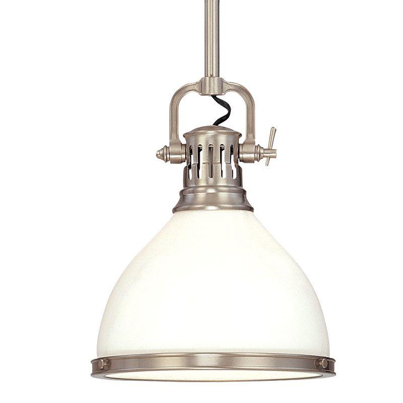 Hudson Valley Lighting 2621 Randolph 1 Light Farmhouse Style Mini Sale $398.00 ITEM: bci543807 ID#:2621-SN UPC: 806134054601 :