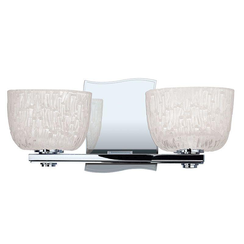 Hudson Valley Lighting 2662 Two Light Up Lighting Bath Vanity with Sale $268.00 ITEM: bci1723345 ID#:2662-PC UPC: 806134123475 :