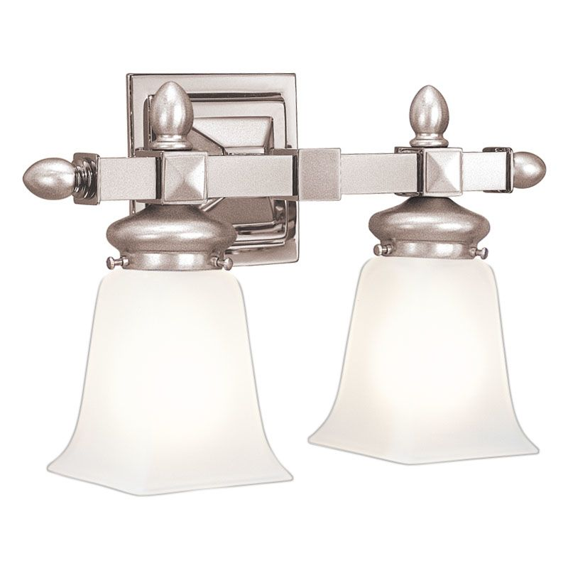 "Hudson Valley Lighting 2822 Two Light 15"" Wide Bathroom Fixture from Sale $278.00 ITEM: bci523807 ID#:2822-SN UPC: 806134013455 :"