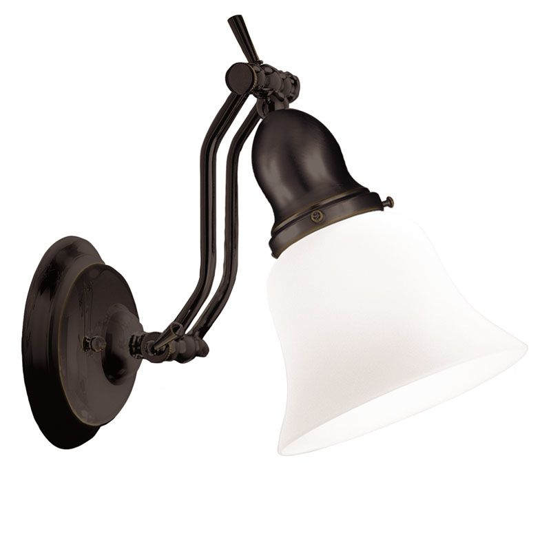 Hudson Valley Lighting 341 Adjustables 1 Light Swing Arm Wall Sconce Sale $199.00 ITEM: bci525754 ID#:341-OB UPC: 806134023409 :