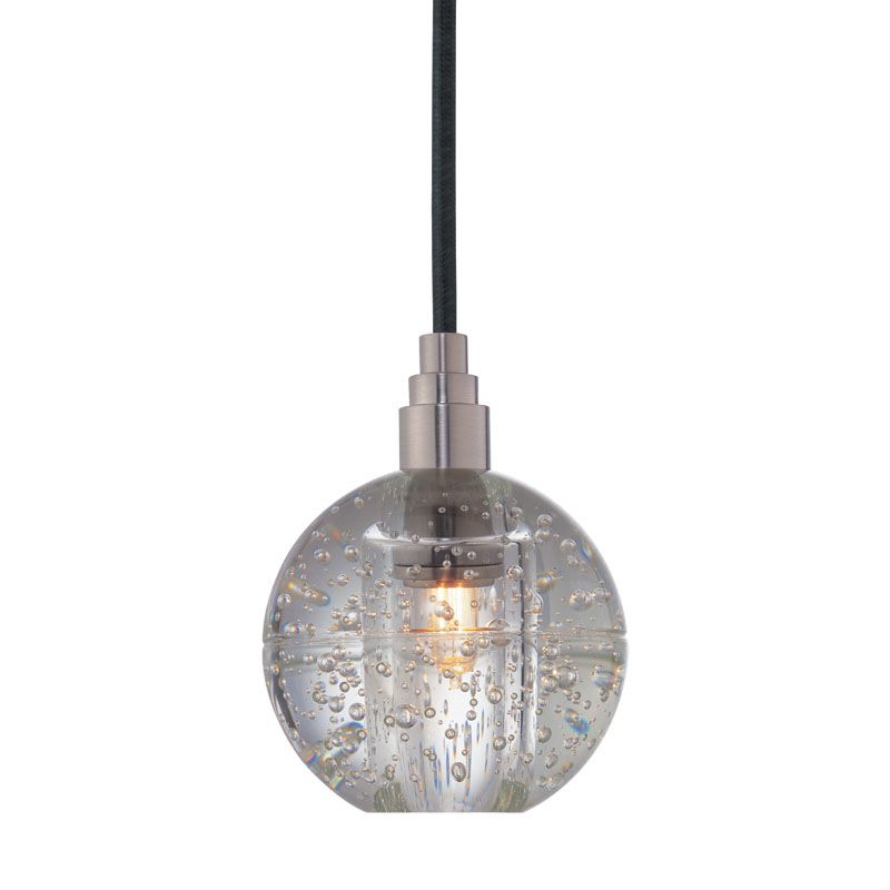 Hudson Valley 3506-SN-B-001 Satin Nickel Contemporary Naples Pendant