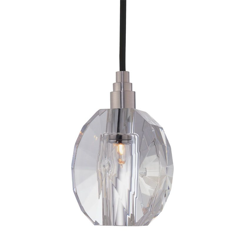 Hudson Valley 3506-SN-B-005 Satin Nickel Contemporary Naples Pendant