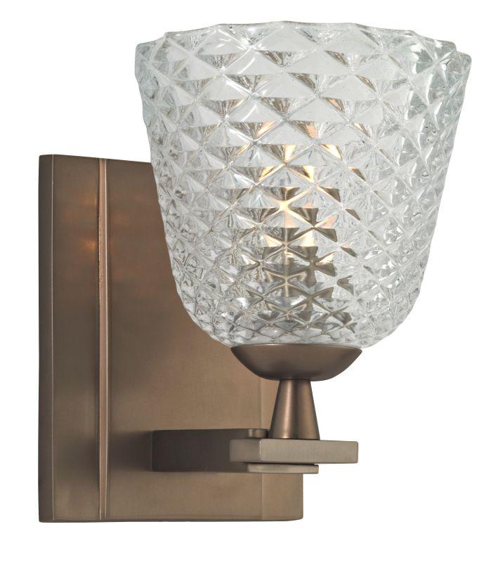Hudson Valley Lighting 4061 Grafton 1 Light Xenon Bathroom Sconce