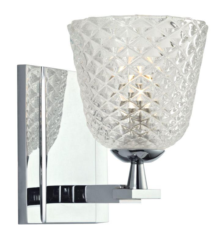 Hudson Valley Lighting 4061 Grafton 1 Light Xenon Bathroom Sconce Sale $68.80 ITEM: bci2295021 ID#:4061-PC UPC: 806134159801 :