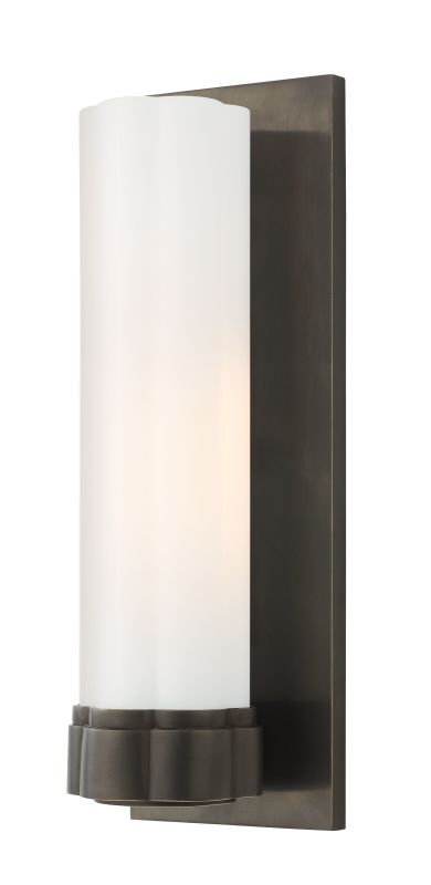 Hudson Valley 410-OB Bronze Contemporary Franklin Wall Sconce Sale $120.00 ITEM: bci2295461 ID#:410-OB UPC: 806134156183 :
