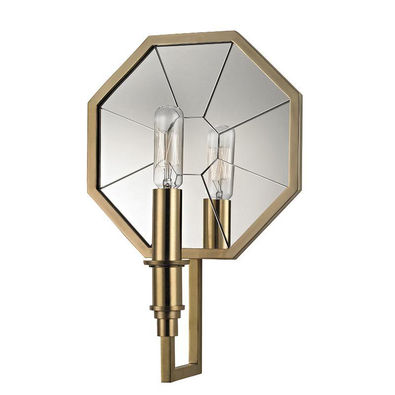 "Hudson Valley Lighting 4111 Cushing Single Light ADA Compliant 11"""