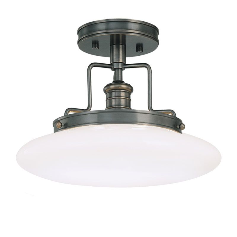 Hudson Valley 4202-OB Bronze Industrial Beacon Ceiling Light