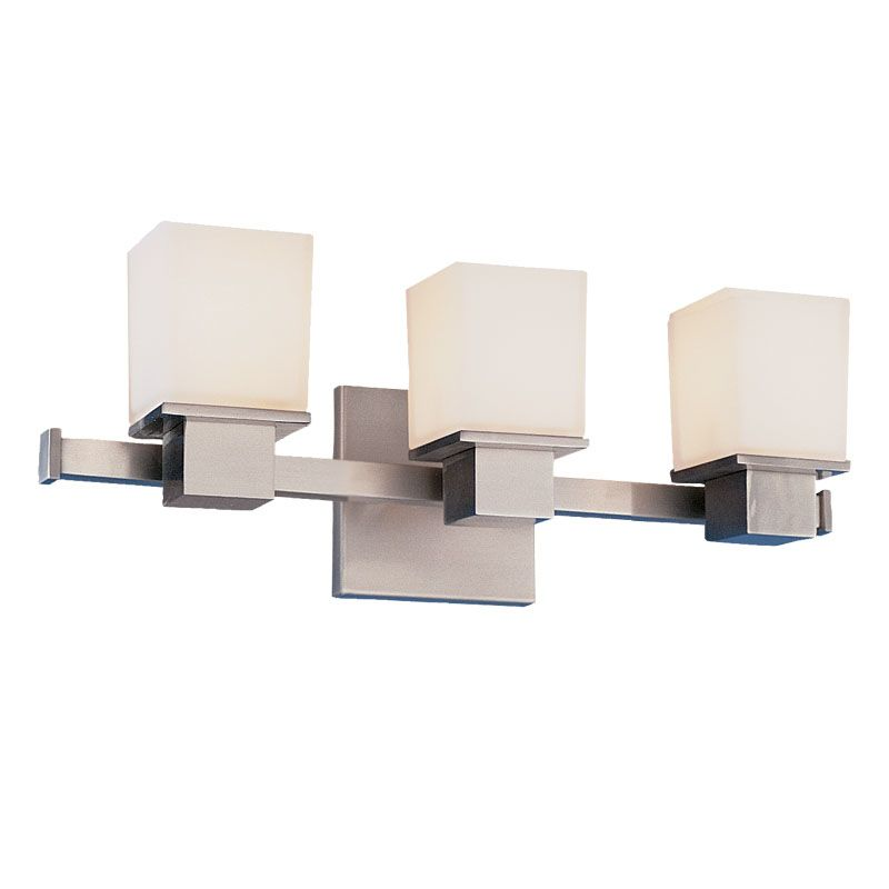 "Hudson Valley Lighting 4443 Three Light 16.62"" Wide Bathroom Fixture Sale $278.00 ITEM: bci523858 ID#:4443-SN UPC: 806134025410 :"
