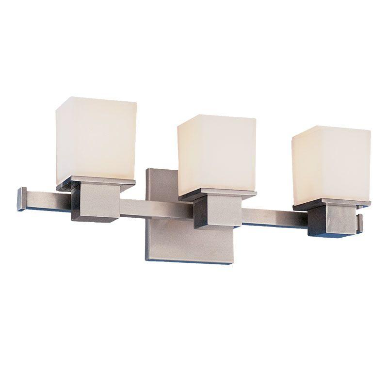 "Hudson Valley Lighting 4443 Three Light 16.62"" Wide Bathroom Fixture Sale $278.00 ITEM: bci523858 ID#:4443-SN UPC: 806134025410 :"