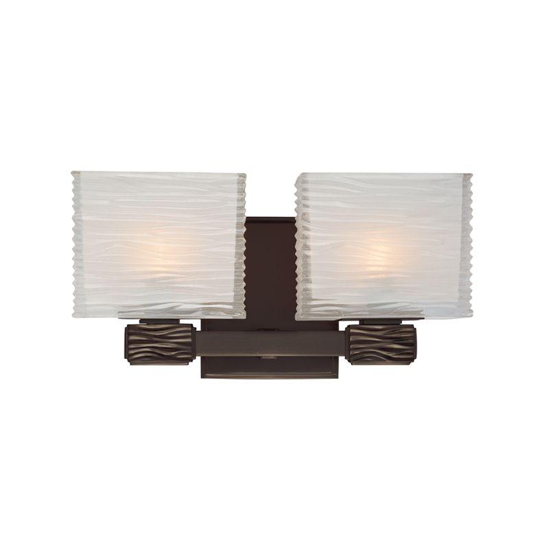 Hudson Valley Lighting 4662 Two Light Up Lighting Bath Vanity with Sale $278.00 ITEM: bci1737417 ID#:4662-OB UPC: 806134118891 :